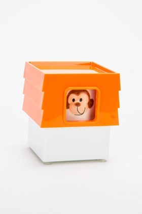 Monkey Mug And House Set