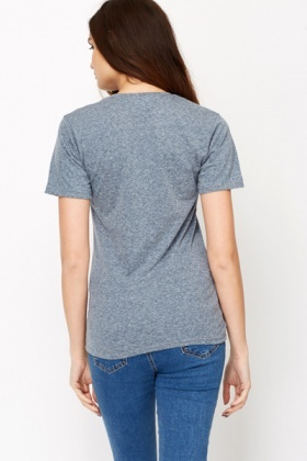 Dark Grey Brooklyn T-Shirt