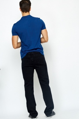 Straight Fit Mens Jeans