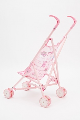 Toddler Doll Folding Stroller