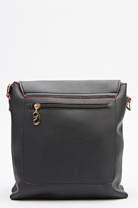 Crossbody Black Bag