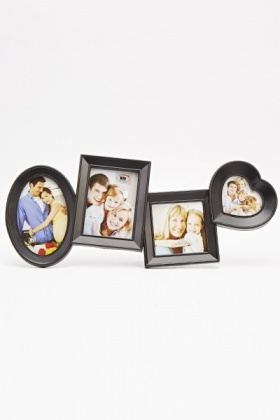 Mix Style Photo Frame Collage