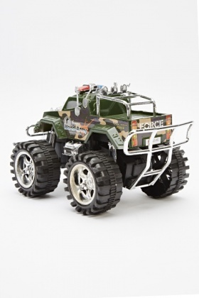 Toy Army Vehicle