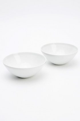 Two Piece Bowls Set