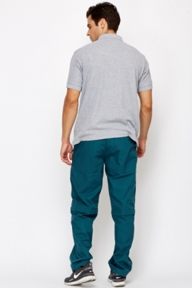 Everyday Mens Wide Leg Trousers