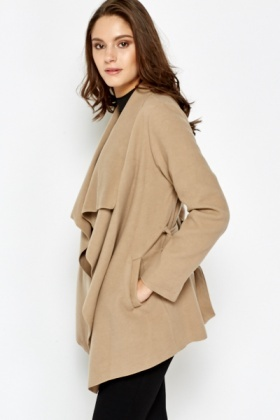 Light Brown Overlay Jacket - Just £5