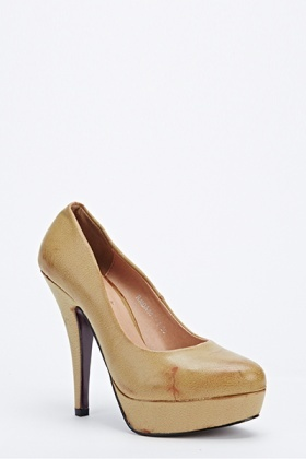 Camel Court Shoes
