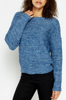 Loose Knit Casual Jumper