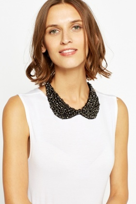 Beaded Collar Necklace