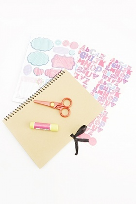 Make Your Own Scrap Book Set