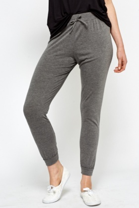 Light Weight Causal Joggers