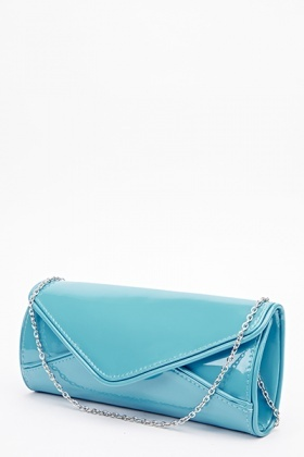 Patent Small Envelope Clutch