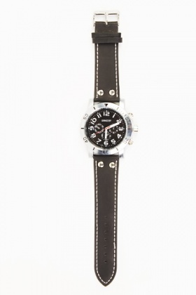 Mens Analogue Strap Watch
