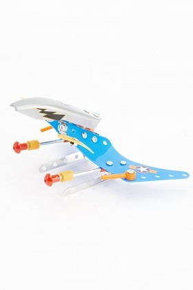 Fighter Jet Building Set