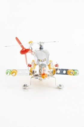 Helicopter Building Set