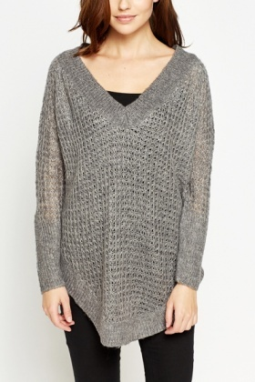 Loose Oversized Jumper