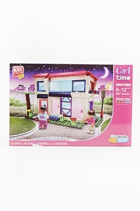 Girl Time Fantasy House