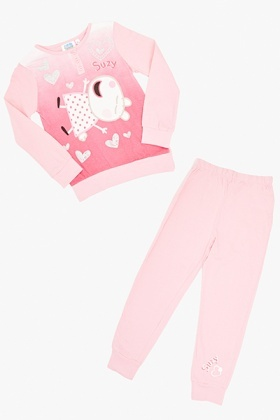 Suzy Sheep Pyjama Set