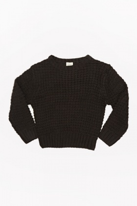 Knitted Chunky Jumper