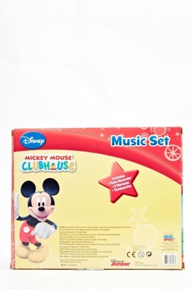 Mickey Mouse Music Set