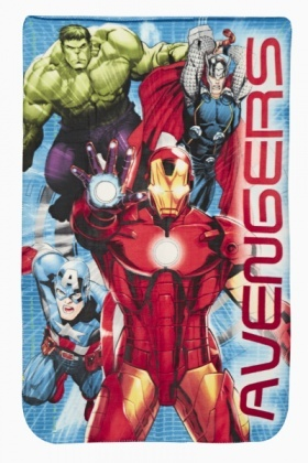 Avenges Fleece Blanket