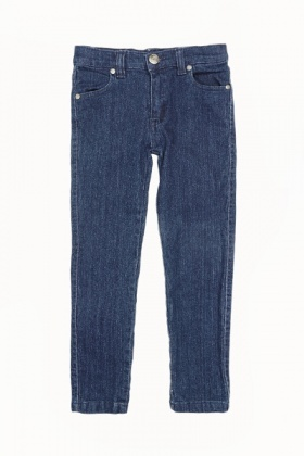 Girls Fitted Denim Jeans