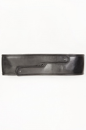 Large Metallic Elastic Belt
