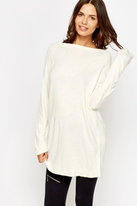 Oversize Jumper Dress