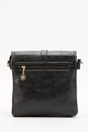 cd0350c2c4dc Smart Faux Leather Crossbody Bag - Just £5