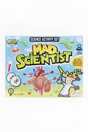 Mad Scientist Activity Set