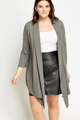 Open Front Waterfall Cardigan - Just £5