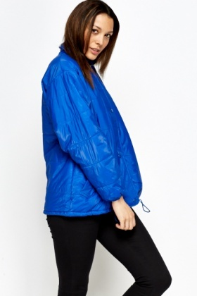 Quilted Waterproof Puffer Jacket
