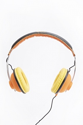 Orange Kit Headset