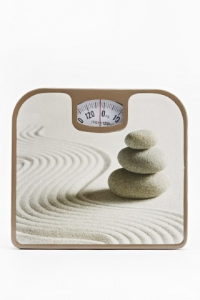 Printed Mechanical Weighing Scales