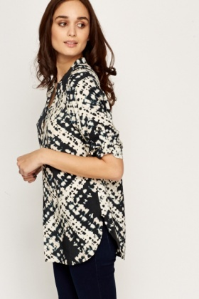 Ink Blot Tunic