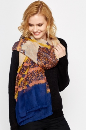 Fashion Print Scarf