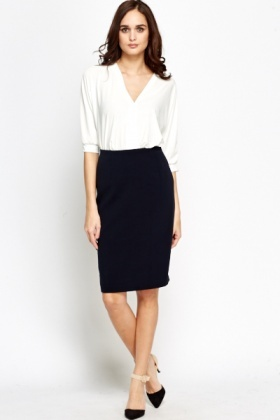 High Waist Formal Skirt - Just £5