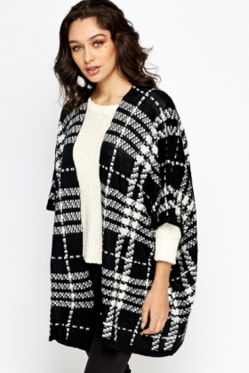 Check Open Poncho