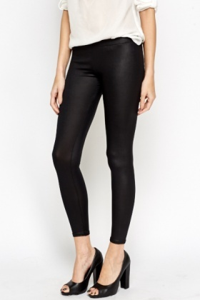 High Shine Leggings
