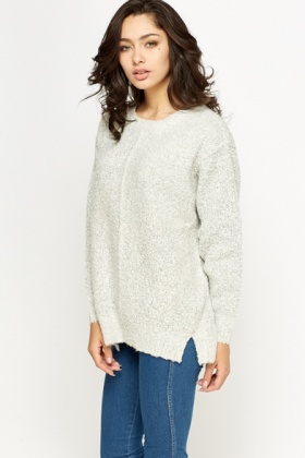 Oversized Soft Jumper