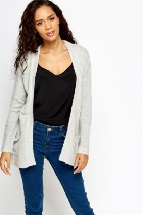 Soft Casual Knit Cardigan
