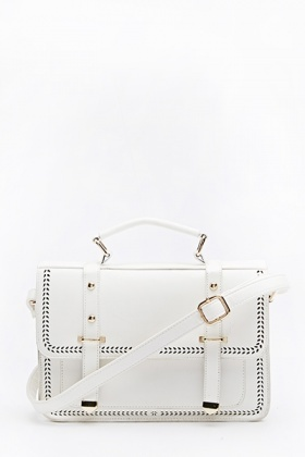 Cut Out Mini Satchel