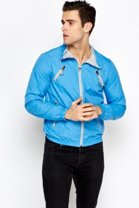 Waterproof Zip Up Jacket