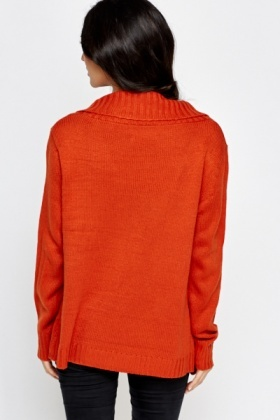 Low Neck Jumper