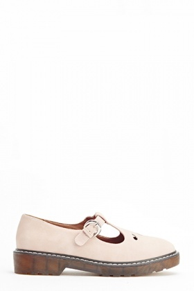 Gracie T-Bar Mary Jane Shoes