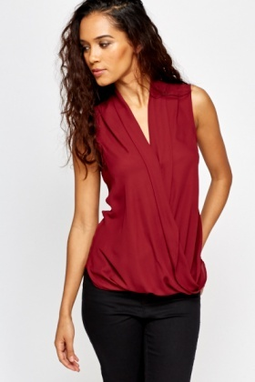 Wine Wrap Front Top