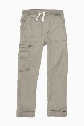 Casual Girls Combat Trousers