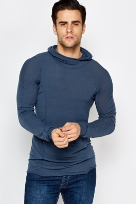 Light Weight Hooded Top