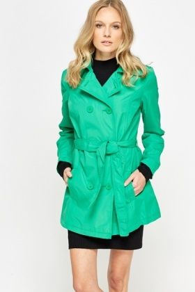 Casual Trench Coat