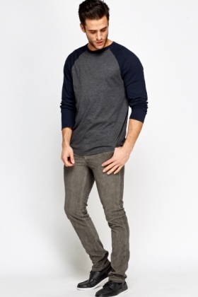 Cord Basic Trousers